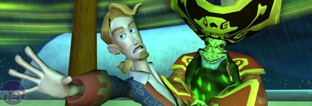 *Tales of Monkey Island Interview Tales of Monkey Island Interview