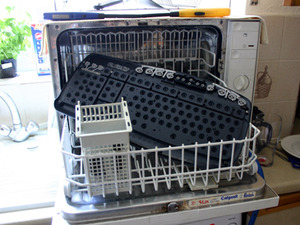 The best way to clean your keyboard Put the keyboard in a dishwasher and Conclusions