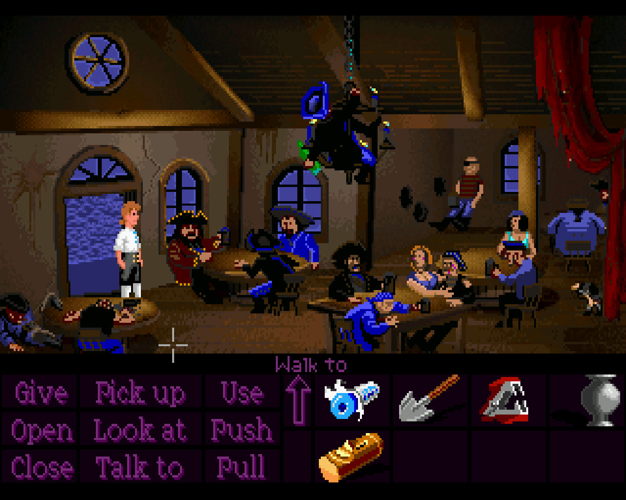 a review of the story of monkey island Check out ccc's in-depth tales of monkey island chapter 1: launch of the screaming narwhal review for the nintendo wii to find out if this game is worth buying.