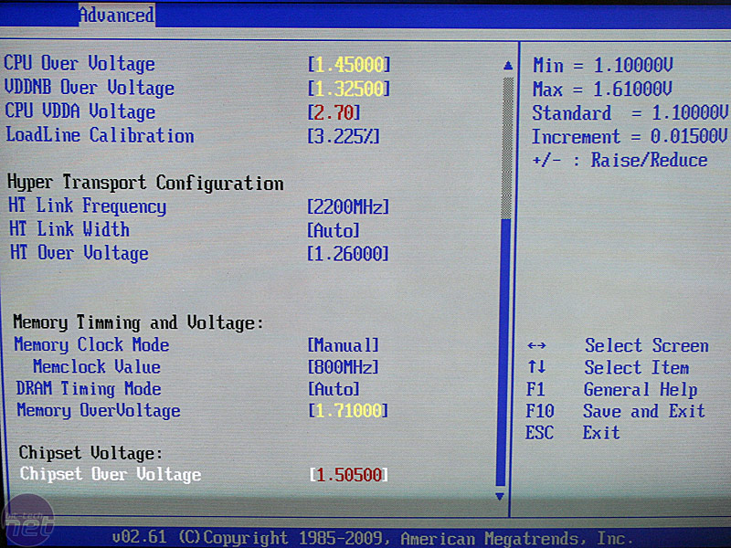 how to find out no of cores fro the bios