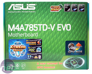 Asus M4A785TD-V Evo review