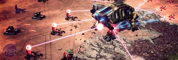 *Command and Conquer 4 Preview Command and Conquer 4 Preview