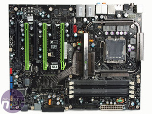 The last Nvidia SLI board for Intel CPUs?