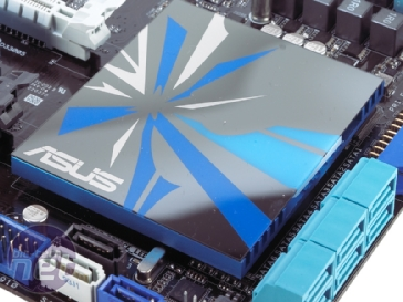 *First Look: Asus P7P55 Deluxe First Look: Asus P7P55 Deluxe
