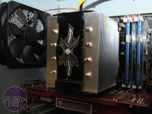 Five LGA1156 coolers tested on Lynnfield Arctic Cooling Freezer Extreme Rev 2