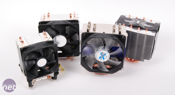 Five LGA1156 coolers tested on Lynnfield Introduction and how we tested