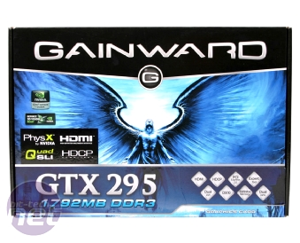 Gainward Single PCB GTX 295 Review