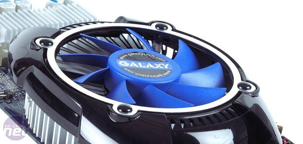 Galaxy GeForce GTS 250 1GB review Test Setup