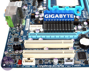 *Gigabyte GA-MA785GMT-UD2H Review Board Layout