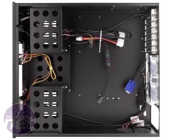 Moneual Moncaso 972  HTPC Case Review Interior