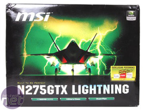 MSI NGTX275 Lightning Review