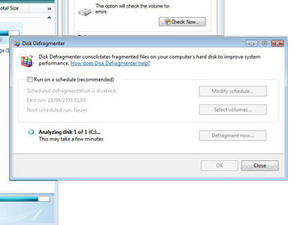 SSD performance tweaks for Vista Windows Vista SSD Tweaks