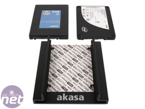 Three SSD caddies reviewed