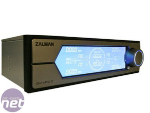 *Three multi-channel fan controllers tested Zalman ZM-MFC3 Multi Fan Controller
