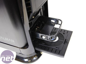Zalman GS1000 Plus case review Interior and cable routing ideas