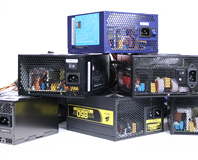 PSU Group Test: 500W, 600W, 700W, 850W