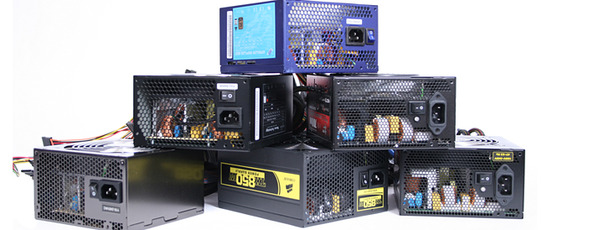 *PSU Group Test: 500W, 600W, 700W, 850W 500W-850W PSUs Mini Round-Up