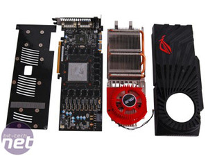 Asus Matrix GTX285 Review A Closer Look