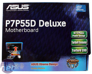Asus P7P55D Deluxe Review