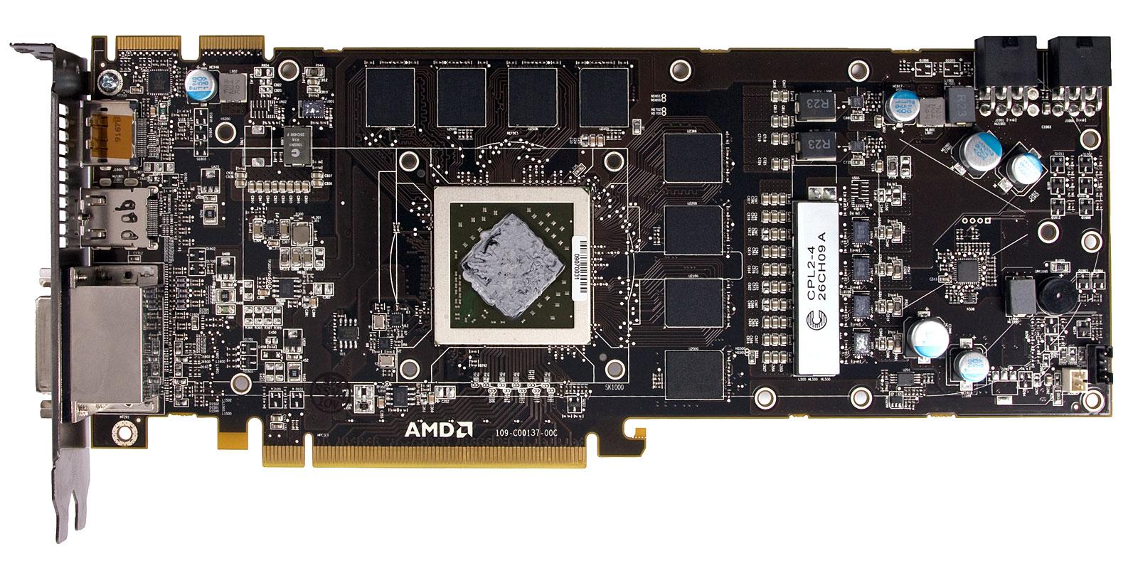 Ati Radeon Hd 5870 Architecture Analysis