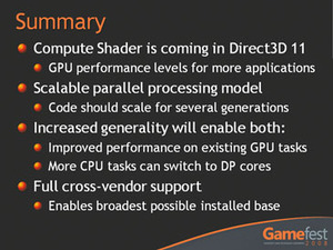 ATI Radeon HD 5870 Architecture Analysis DirectX 11 Summary
