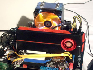 ATI Radeon HD 5870 Architecture Analysis Display Outputs & Eyefinity