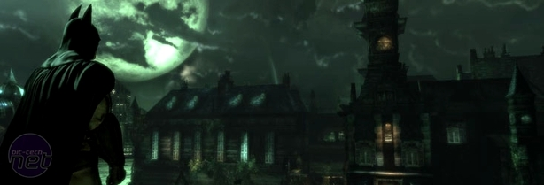 Batman: Arkham Asylum Review Batman: Arkham Asylum Review - Introduction