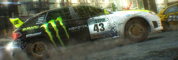 Colin McRae: Dirt 2 Review Colin McRae: Dirt 2 - Dirtier