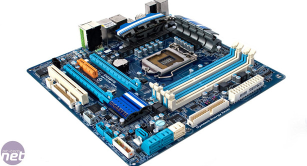 *Gigabyte GA-P55M-UD4 Review Gigabyte GA-P55M-UD4 Motherboard Review