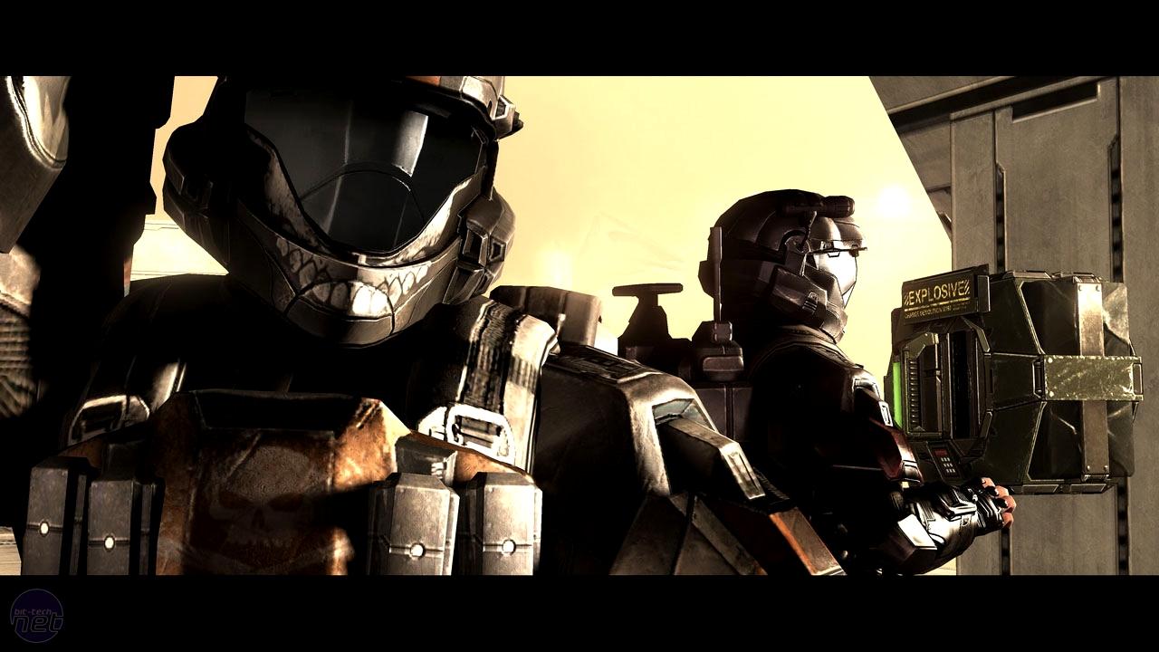 Halo 3 Odst Review Bit Tech Net