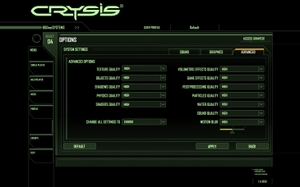 Intel Core i5 and Core i7 Lynnfield review Crysis Performance