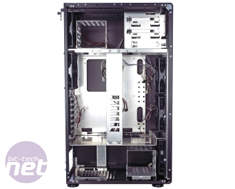 Lian Li Tyr PC-X1000 Case Review Interior