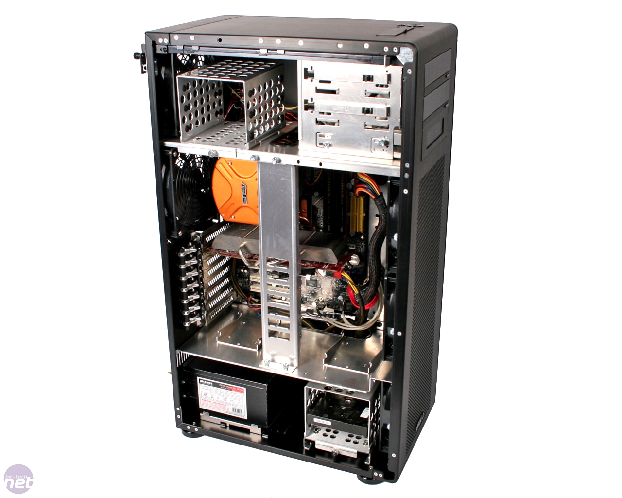 Lian Li Tyr Pc X1000 Case Review Bit Tech Net