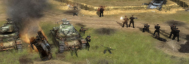 Men of War: Red Tide Hands-On Preview Men of War: Red Tide Preview