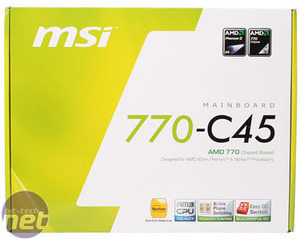 *MSI 770-C45 Motherboard Review MSI 770-C45 Motherboard