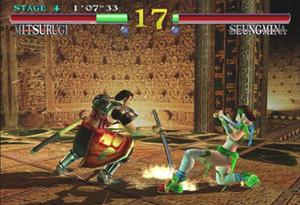 *Remembering the Sega Dreamcast Dreamcast Games: Soul Calibur