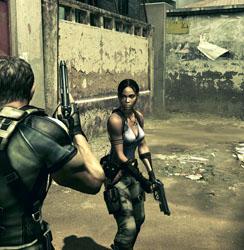 *Resident Evil 5 PC Review Resident Evil 5 PC Graphics