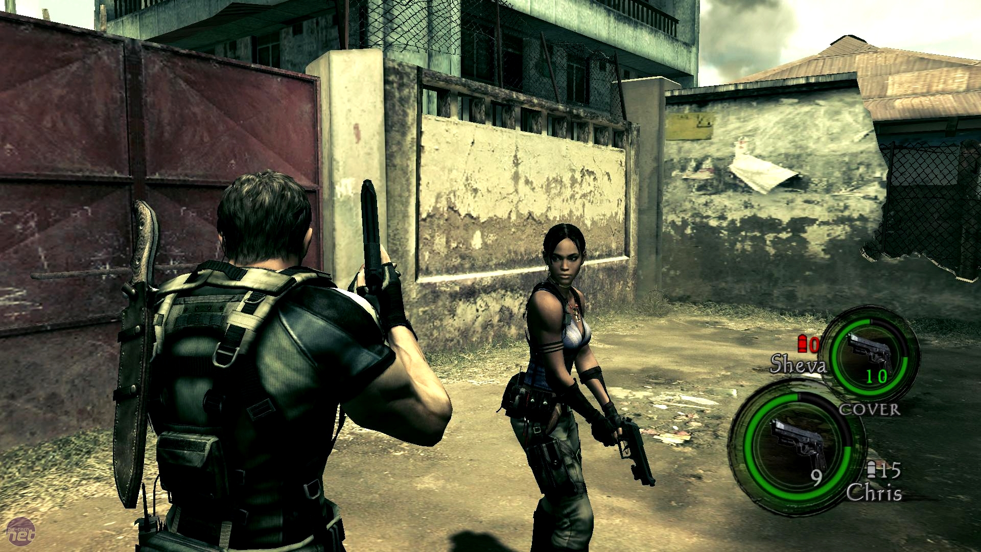 Resident Evil 5 PC Review | bit-tech net