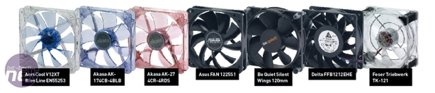 What's the best 120mm case fan? 120mm Fan Reviews, Page 1