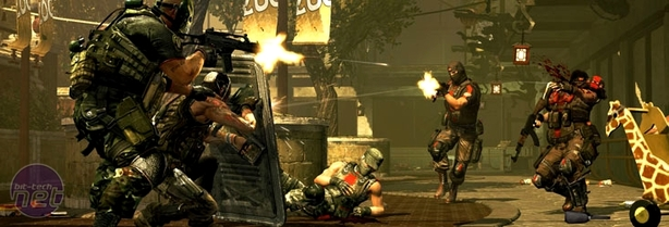 *Army of Two: The 40th Day Interview Army of Two: The 40th Day Interview