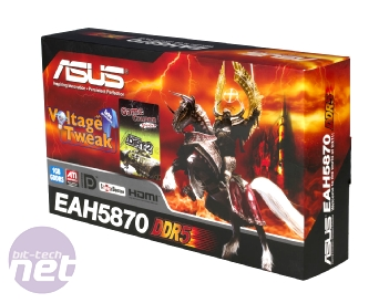 Asus Radeon HD 5870 Voltage Tweak Review Asus Radeon HD 5870 Voltage Tweak 1GB Review