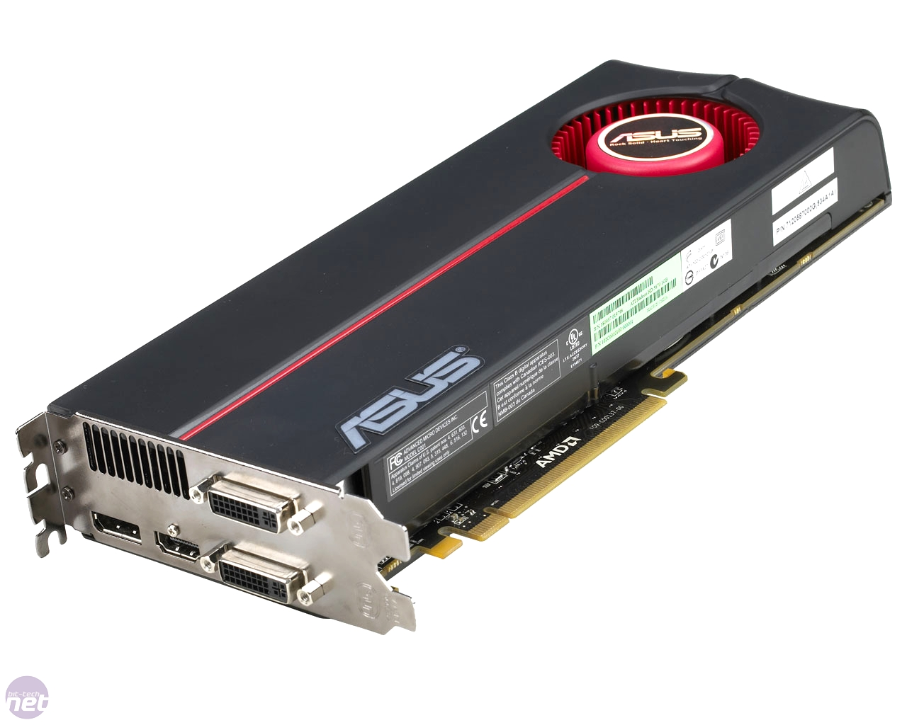 Asus Radeon Hd 5850 1Gb