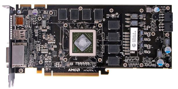 HIS ATI Radeon HD 5850 Review ATI Radeon HD 5850 Power Circuit