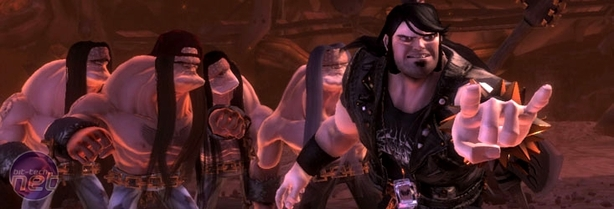 Brutal Legend Review Brutal Legend Review