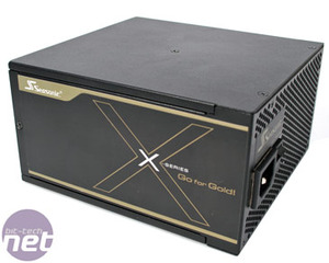 *First Look: Seasonic X-Series PSU First Look: Seasonic X-Series PSU