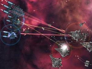 Gratuitous Space Battles Beta Preview