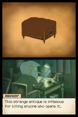 Professor Layton and Pandora's Box Review