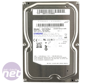 Samsung Spinpoint F3 1TB Review