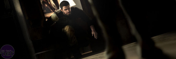 Splinter Cell: Conviction Hands-On Preview Splinter Cell: Conviction Preview