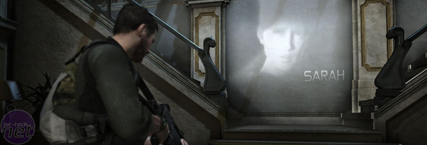 Splinter Cell: Conviction Hands-On Preview Splinter Cell: Conviction Hands-On Preview
